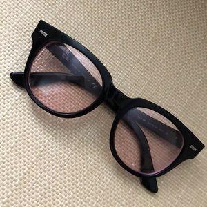 Rayban RX METEOR - Black eye glass frames RB4168